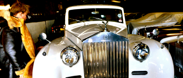 Rolls Royce Silver Wraith 1953 is coming!